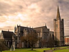 St. Patrick's Cathedral, Dublin/Ireland
