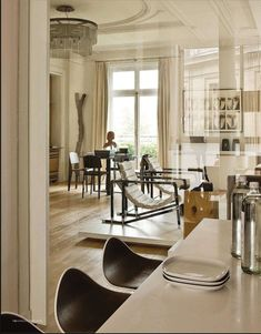 Interiors Extravaganza French Modern Interiors Home Design And