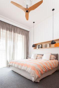 15 Stylish Contemporary Bedroom Interior Designs You Can Get Ideas From - Interior Design New Yorker Loft, Prefab Modular Homes, Room Interior, Interior Design, Coastal Bedrooms, Style At Home, Contemporary Bedroom, Modern Bedroom, Master Bedroom
