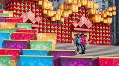 La cercanía del Año Nuevo chino dispara la venta de artilugios para viajar más cómodo