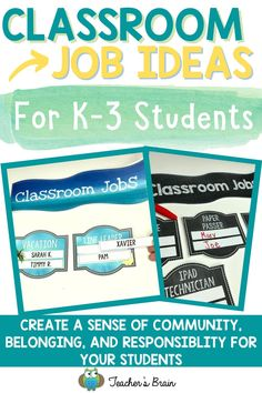 Looking for ideas to engage your elementary students, give them a sense of responsibility and belonging? Assigning classroom jobs is a great way to do that! This editable Job Chart is PERFECT! There are 25 pre-made jobs with various ways to choose from to organize or use the editable PowerPoint to personalize your own job chart! The natural beach theme with pineapples and palm trees makes it easy to fit into any classroom. #teachertips
