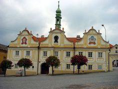 Česko, Kašperské Hory - Radnice