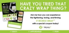 http://lela.myitworks.com LOVE That Crazy wrap thing!