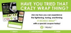 http://lela.myitworks.com LOVE That Crazy wrap thing!