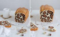 Recette gourmande pour les Fêtes : un gâteau léopard chocolat et lait