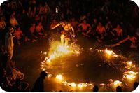 Kecak and fire dance performance is obviously the most well known traditional dance performances from Bali. Bali Tour Packages, Bali Holidays, Holiday Activities, Ubud, Day Tours, Holiday Destinations, Fire, Dance, Traditional