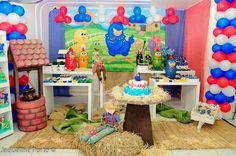 Gallinha Pintadinha festa temática - Buscar con Google