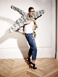 Jenna Lyons, la femme qui habille l'Amérique | Le Figaro Madame