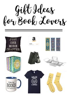 These gift ideas are sure to please any book lover! Affordable gifts that your friends and family will love! These gift ideas are sure to please any book lover! Affordable gifts that your friends and family will love! Cheap Gifts, Easy Gifts, Homemade Gifts, Gifts For Bookworms, Gifts For Readers, Book Lovers Gifts, Book Gifts, Best Friend Gifts, Gifts For Friends