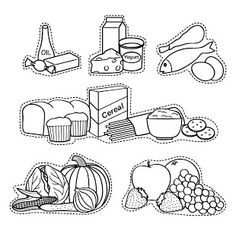 1000 images about piramide alimentare on pinterest food - Piramide alimentaria para ninos ...
