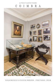 #turismouc #apostcardfromcoimbra #vitormurta #casaelysiodemoura Entryway Tables, Furniture, Home Decor, Houses, Tourism, Decoration Home, Room Decor, Home Furnishings, Home Interior Design
