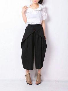 Lagenlook : Trousers & Pants   AlyZen Moonshadow