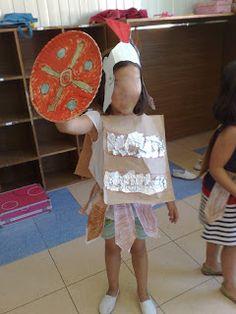 Las manualidades de mis niños: proyecto roma