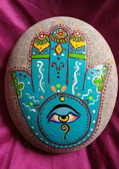 Check out this item in my Etsy shop https://www.etsy.com/uk/listing/498421576/mandala-stone-artmandala-rock-meditation