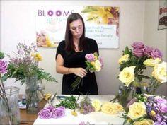 How to Make a Wedding Bouquet - DIY Wedding Flowers