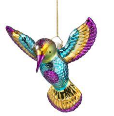 HUMMINGBIRD ~ornament by Käthe Wohlfahrt - Online Shop | Kolibri | Rothenburg ob der Tauber