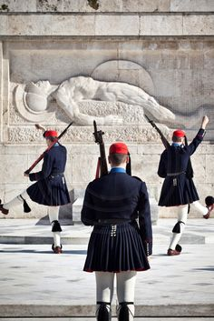 Evzone - Syntagma, Athens, Greece