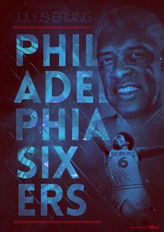 Vintage NBA Posters No.2 - Caroline Blanchet