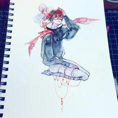Wish fish luck _:(´□`」 ∠):_