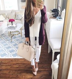 Just got this cardigan in for fall  It comes in four colors & is less…
