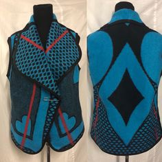 The iconic BASOTHO Blanket re-envisioned as a Waistcoat by WEISS CapeTown  www.etsy.com/shop/weisscapetown Diy Cape, Blanket Coat, Tumi, Cape Town, African Fashion, Custom Made, Coats, Etsy, Shopping