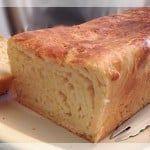 Pão de mandioca de liquidificador - Delícias 1001
