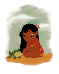 Lilo Disney Fan Art