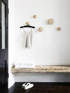 The Muuto Dots  #scandinavian design  http://www.modernmood.dk/dots-knager-muuto
