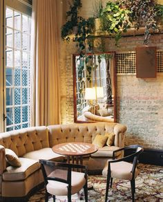 Hotel | Chiltern Firehouse