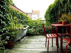 Deko-Ideen für den Balkon   Große Gefühle auf kleinstem Raum