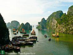 Roteiro de viagem pelo Sudeste Asiático / Blog Turismo Backpacker