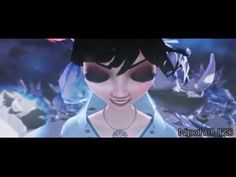 【Frozen】Evil Elsa :: Deleted Scene【MMD】<<<I would have loved to see a version like this in the movie.