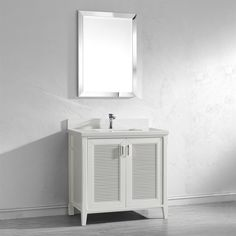 Shop Spa Bathe  SH36 Shutter 36 Bathroom Vanity at Lowe's Canada. Find our selection of bathroom vanities at the lowest price guaranteed with price match + 10% off.
