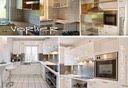 Küche vorher - nachher Statt Holzfronten jetzt Fronten Hochglanz weiss - statt Holzarbeitsplatte eine weisse Arbeitsplatte und dazu eine moderne Nischenverkleidung in Alu