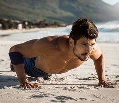 High intensity interval training (HIIT) burns maximum calories in a minimum amount of time. Get in beach-body shape with these 10 HIIT workouts. Body Fitness, Mens Fitness, Physical Fitness, Health Fitness, Health Diet, 4 Week Workout, Workout Routines, Workout Ideas, Man Workout