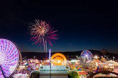Salem Fair Fireworks #1