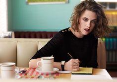 Kristen Stewart : « Je veux dévoiler mon être, mes sentiments, me mettre à nu »…