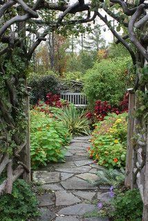 Judys Cottage Garden: Secret Gardens