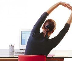 Exercises for Desk Employees