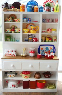 Re-Ment Kitchen Miniatures, photo by ellabellasmommy2004, via Flickr