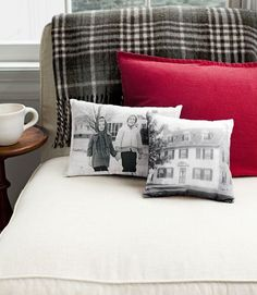 Picture-Perfect Pillows