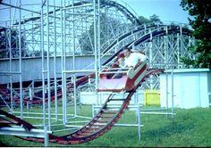 Mad Mouse at Marshall Hall Amusement Park, Maryland.