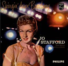 jo stafford swingin down broadway