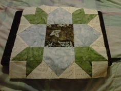 Quilt block of the month 2