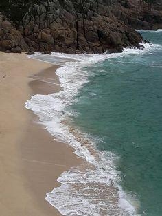 Portcurno beach