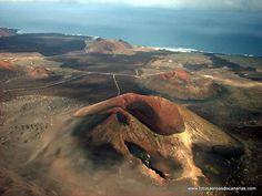 Timanfaya volcanic complex, lanzarote, canarias