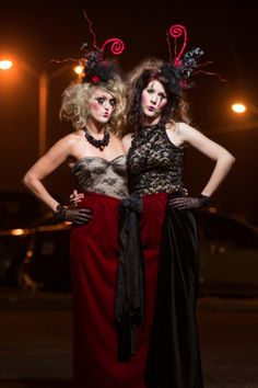 """Circus"" Fashion / Hair Show to raise money for The Breast Cancer Research Foundation. Nov. 12, 2012"