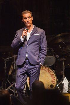 Matthew McConaughey | News & Pictures