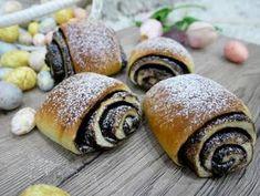 Csokis párna | Zombor-Tóth Szimonetta receptje - Cookpad receptek Hungarian Recipes, Recipes From Heaven, Snail, Muffin, Dessert Recipes, Food And Drink, Cooking Recipes, Sweets, Bread