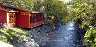 Bear cafe, overlooking the millstream, bearsville, new york. 295 Tinker Street (Route 212) Woodstock, NY 12498 (845) 679-5555